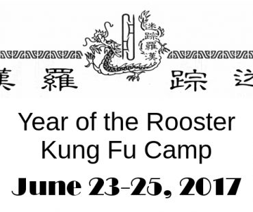 2017 Kung Fu Camp