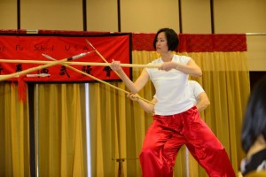 Tai Chi Long Pole